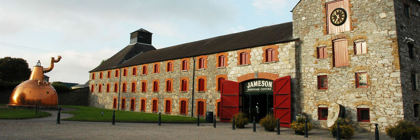 Jameson Distillery