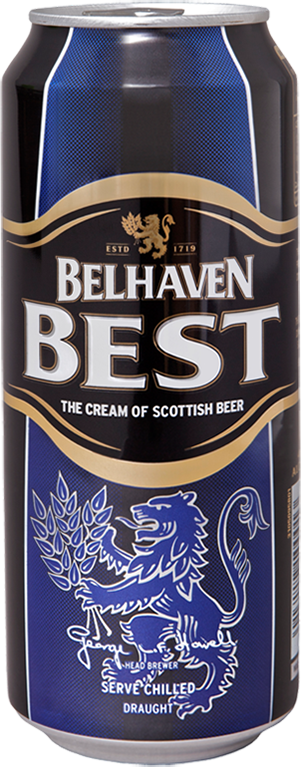 Belhaven, Best, (with nitrogen capsule), in can, 0.44 л.