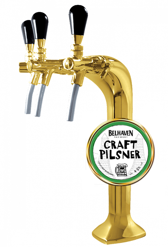 Belhaven, Craft Pilsner, in keg, 30 л.