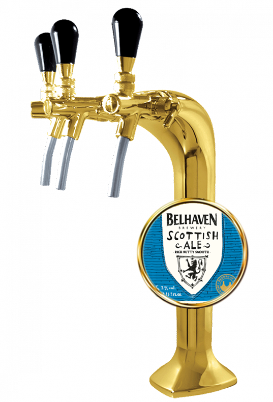 Belhaven, Scottish Ale, in keg, 30 л.