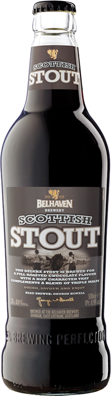 Belhaven, Scottish Stout, 0.5 л.