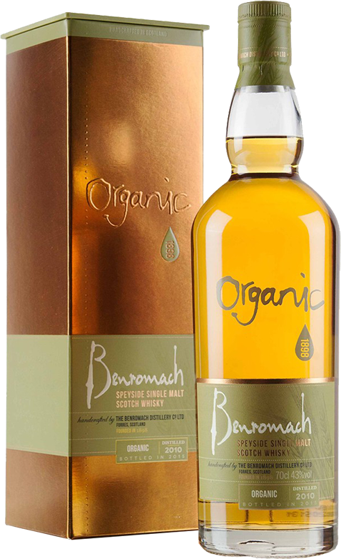 Benromach, Organic, 2010, in gift box, 0.7 л.