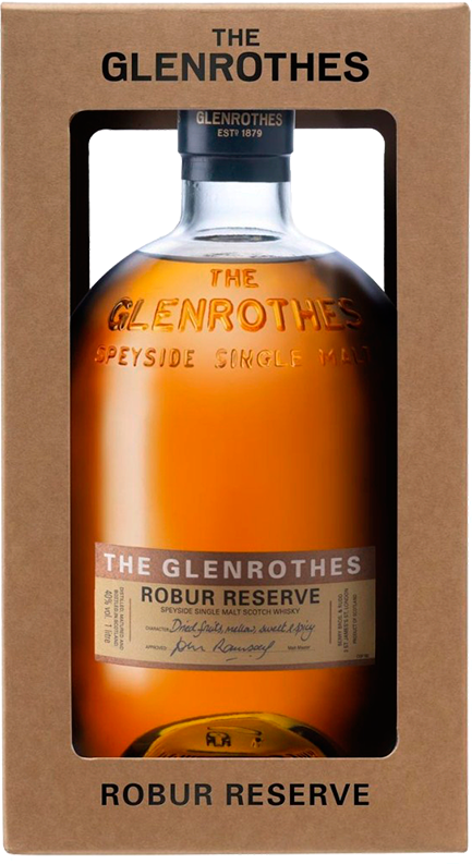The Glenrothes, Robur Reserve, in gift box, 1.0 л.