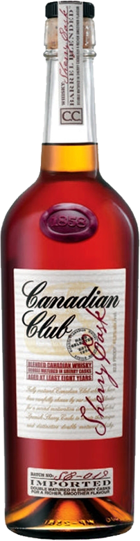 Canadian Club, Sherry Cask, 0.75 л.