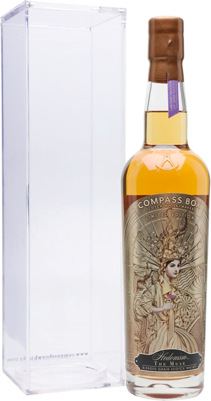 Compass Box, Hedonism, The Muse, in gift box, 0.7 л.