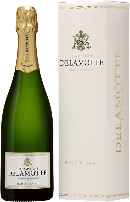 Delamotte, Blanc de Blancs, in gift box, 0.75 л.
