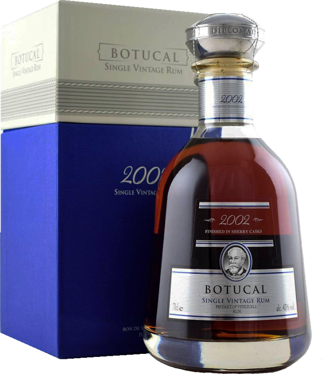 Botucal, Single Vintage 2002, in gift box, 0.7 л.