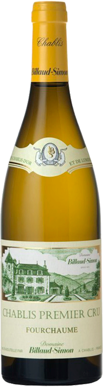 Billaud-Simon, Chablis 1-er Cru, Fourchaume, 2015