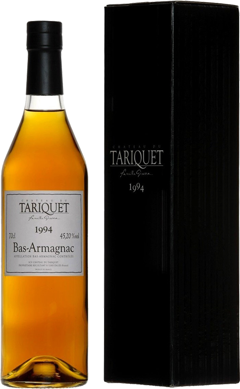 Chateau du Tariquet, Vintage 1994, in gift box, 0.7 л.