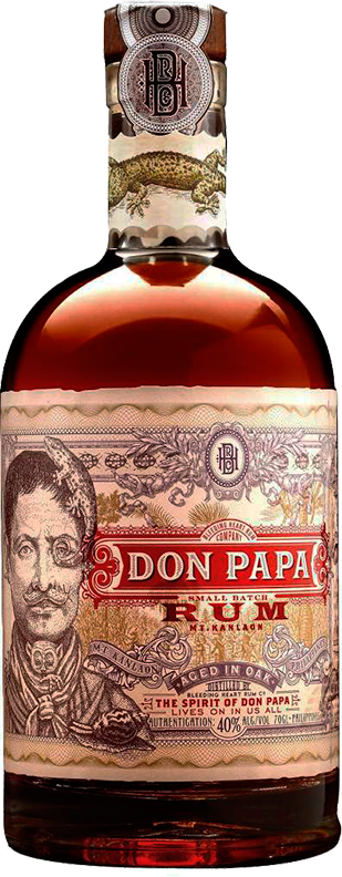 Don Papa, 7 Years Old, 0.7 л.