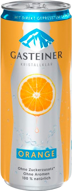Gasteiner Orange, Bergsommer, in can, 0,33 л.