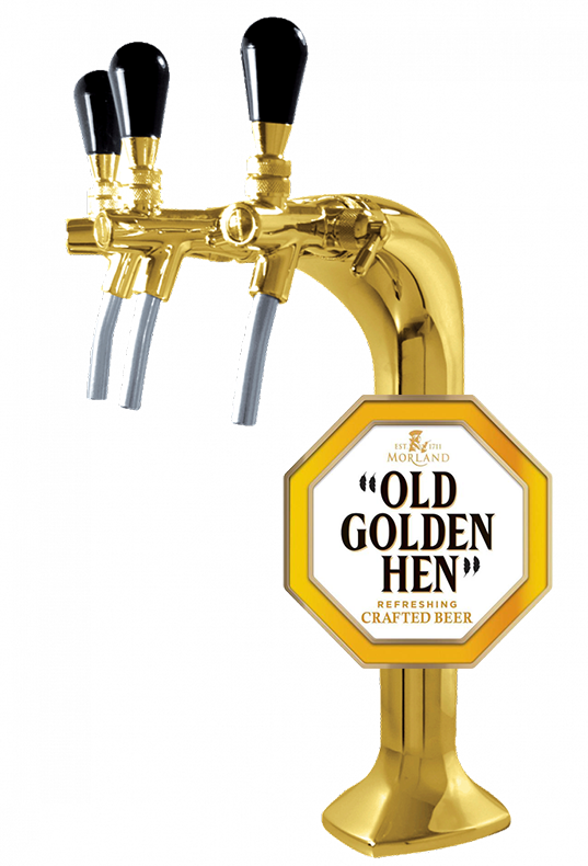 Morland, Old Golden Hen, in keg, 30 л.