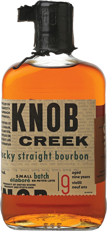 Knob Creek, Aged 9 Years, 0.7 л.