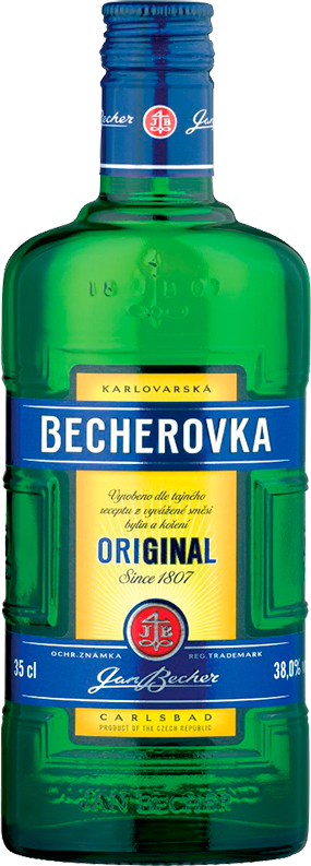 Becherovka Original, 0.35 л.