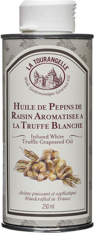 La Tourangelle, White Truffle Flavoured Grapeseed Oil, 0.25 л.