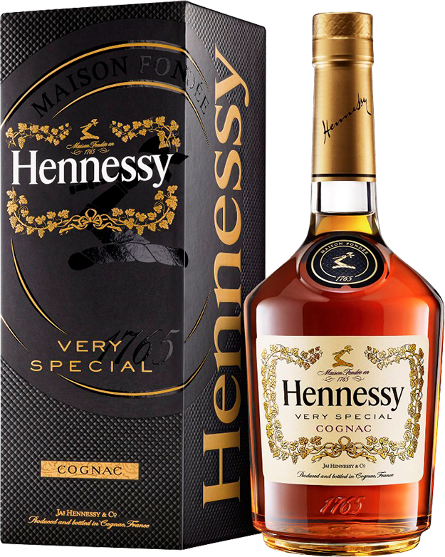 Hennessy V.S., in gift box, 0.5 л.
