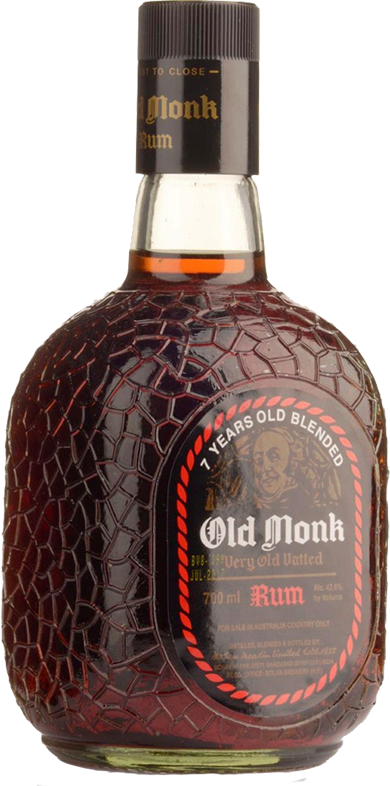 Old Monk, 7 Years Old, 0.75 л.