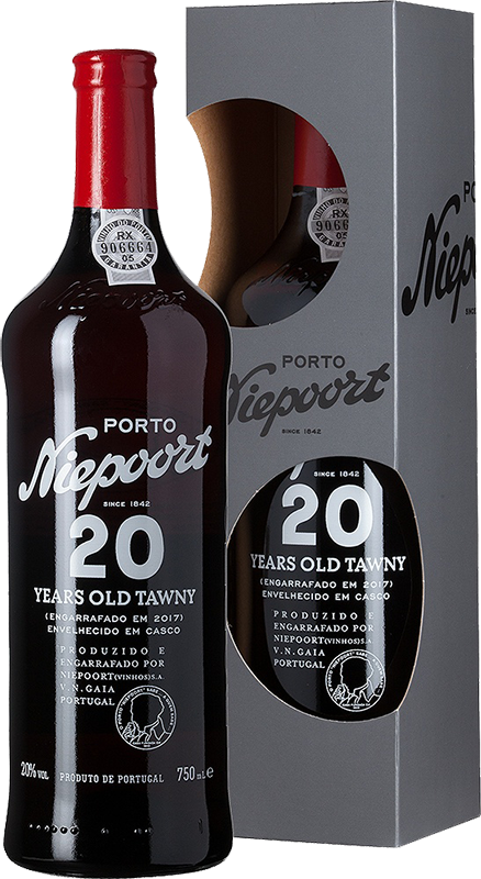 Niepoort, 20 Years Old Tawny, Porto, in gift box