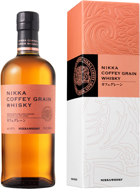 Nikka, Coffey Grain, in gift box, 0.7 л.