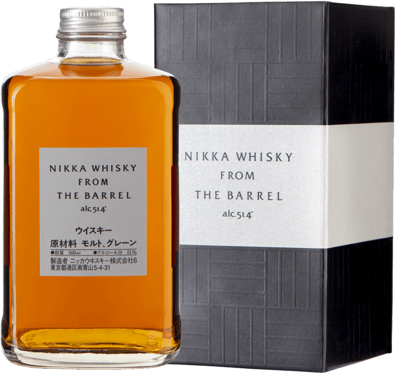 Nikka, From The Barrel, in gift box, 0.5 л.
