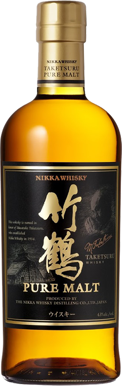 Nikka, Taketsuru Pure Malt, 0.7 л.