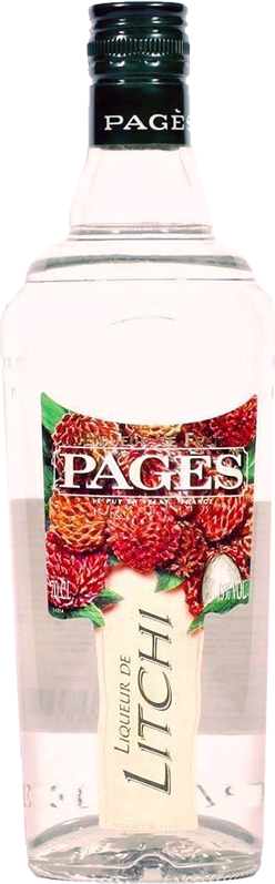Pages, Litchi, 0.7 л.