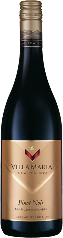 Villa Maria, Cellar Selection, Pinot Noir, 2016