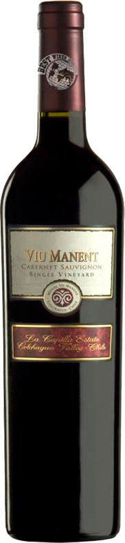 Viu Manent, Single Vineyard, La Capilla, Cabernet Sauvignon, 1999