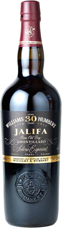 Williams & Humbert, Jalifa, Amontillado Solera Especial 30 Anos