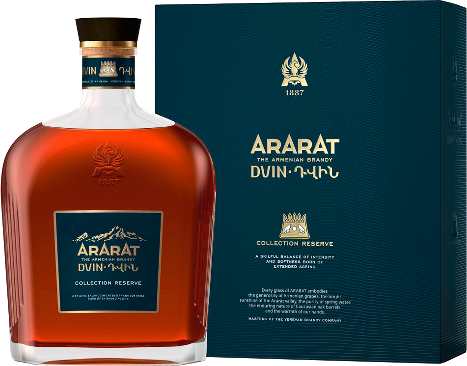 ArArAt, Dvin, Collection, in gift box, 0.7 л.