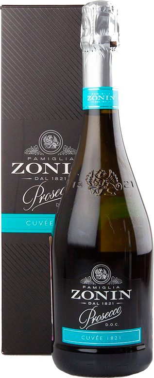 Zonin, Prosecco, in gift box, 0.75 л.