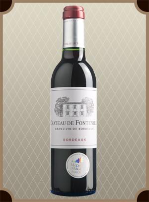 Купить Вино Красное Cyateau De Fontenille 16230