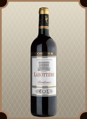 Labottiere Bordeaux AOC Rouge (Ляботьер Бордо Руж)