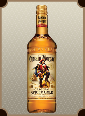Captain Morgan Spiced Gold 0.7 л. (Капитан Морган Спайсд Голд)