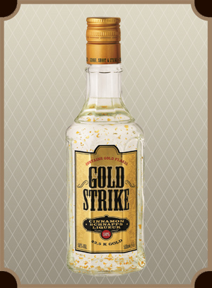 Bols Gold Strike (Болс Голд Страйк, корица)