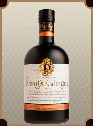 King`S Ginger (Кинг`C Джинджер)