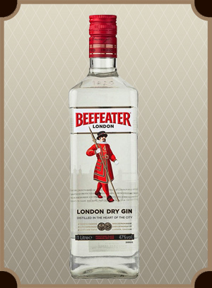 Beefeater Dry Gin 1.0 л. (Бифитер)