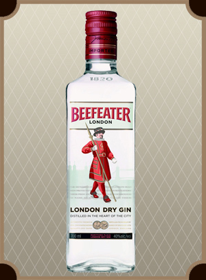 Beefeater Dry Gin 0.7 л. (Бифитер)