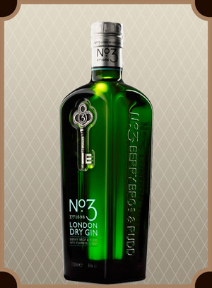 №3 London Dry Gin (No. 3 Лондон Драй Джин)