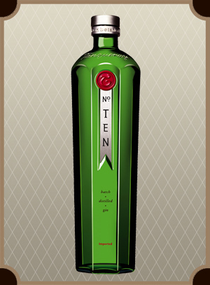 Tanqueray No.Ten (Танкерей Тен)