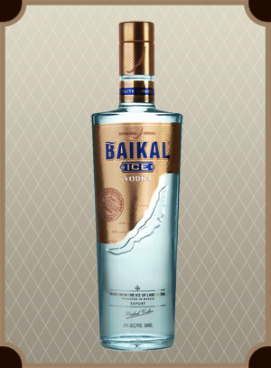 Vodka Baikal Ice 0.5 л. (Водка Байкал Айс)