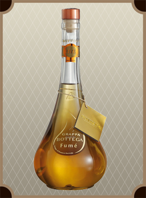 Grappa Bottega Fume (Граппа Боттега Фуме)