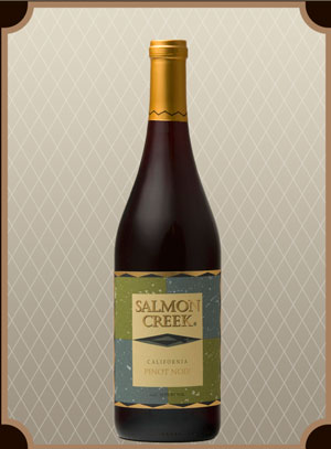 Salmon Creek Pinot Noir  (Салмон Крик Пино Нуар)