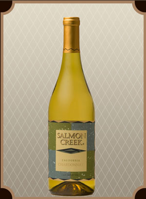 Salmon Creek Chardonnay  (Салмон Крик Шардоне)