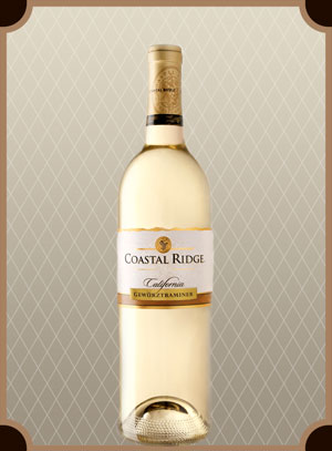 Coastal Ridge Gewurtraminer  (Коастал Ридж Гевюрцтраминер)
