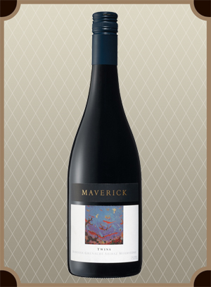 Maverick, Twins, Barossa Valley, (Grenache, Shiraz, Mourvedre) (Твинс, Баросса  Вэлли)