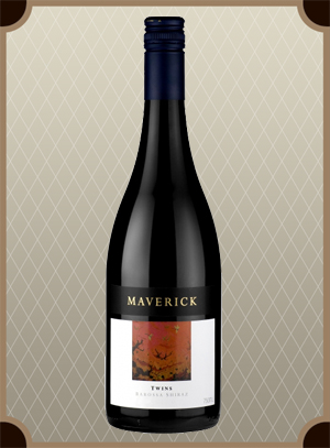Maverick, Twins Barossa Valley, Shiraz (Твинс Баросса Вэлли, Шираз)
