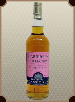 Bristol Classic Rum, Caribbean Collection (�������� ������� ���, ��������� ��������)