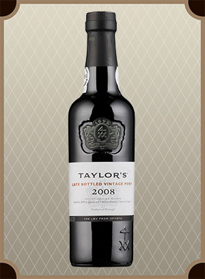 Taylor`s, Late Bottled Vintage Port, 2008 (Тейлорс, Лэйт Боттлд Винтаж Порт)