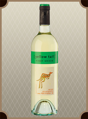 Yellow Tail, Pinot Grigio (Йеллоу Тэйл, Пино Гриджо)